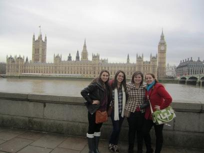 London Friends