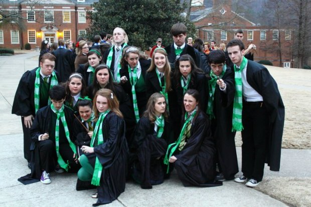 Step Sing 2011 (Harry Potter)