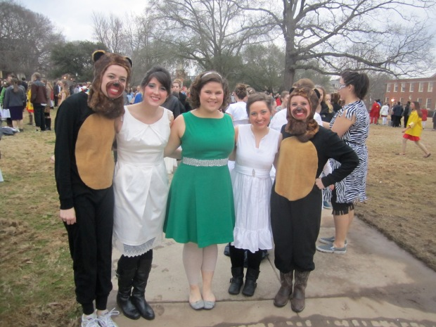 Bears and Brides. Bible Study Friends.