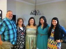 Sweet family.