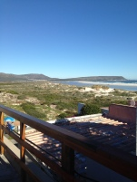 The View from the Team House
