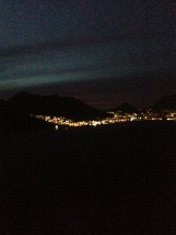 Cape Town from Chapman's Peak