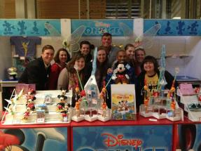 All of us at Disney on Ice for the 4th :)