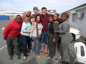 The Cap-O Crew