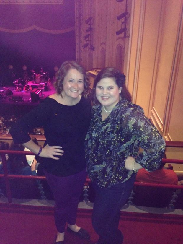 Mary Beth and I