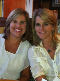 Mama and her BFF, Natalie